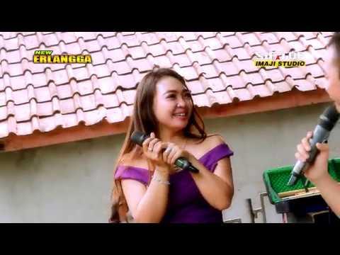 BIRUNYA CINTA - MELA - NEW ERLANGGA LIVE PADAREK KUNINGAN