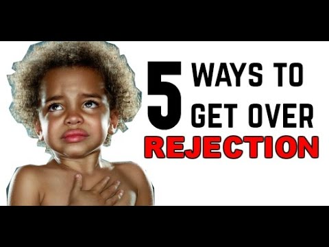 how to deal with rejection from a guy at work