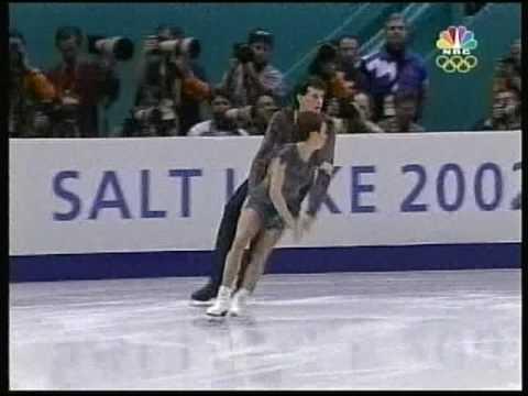 Totmianina & Marinin (RUS) - 2002 Salt Lake City, Figure Skating, Pairs' Free Skate