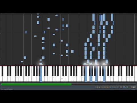 [07-Ghost]Aka no Kakera[opening][piano cover]