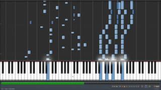 07 ghost aka no kakera opening piano cover