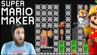 World. War. TRES!!   Subscriber Levels [#06] - Super Mario Maker