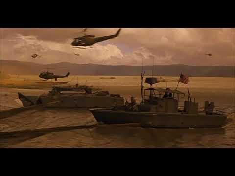 Apocalypse Now, 1979. Carrellata Laterale (www.cinescuola.it)