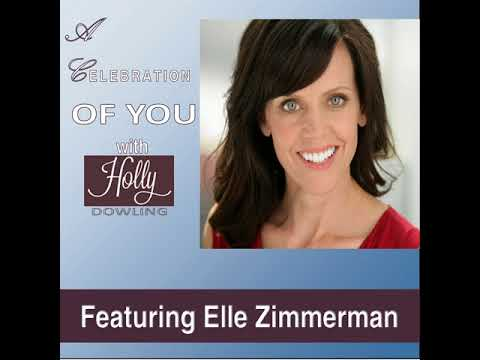83 Elle Zimmerman - You know what you are designed to bring into the world