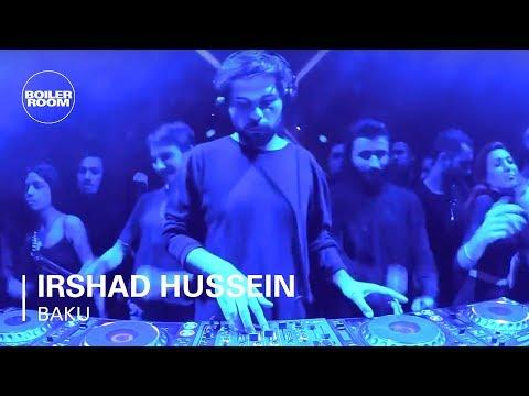 Irshad Hussein | Boiler Room x iN Baku