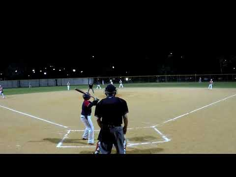 SF Renegades VS TNT Baseball Premier Spring Season 12 Under Open Pool A  Fran HD 2018