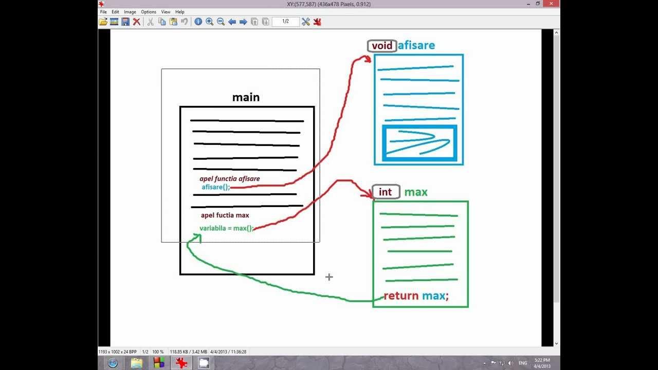 Tutorial de programare in limbajul C HD (limba romana): Functii [#10]