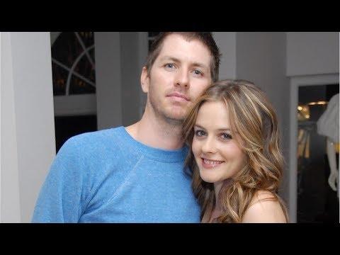 Alicia Silverstone is splitting from husband Christopher Jarecki