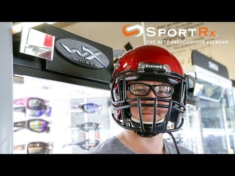 Prescription Football Goggles | SportRx