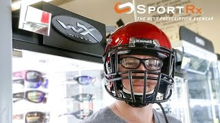 Prescription Football Goggles | SportRx