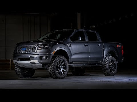 2019 Ford Ranger 3.5 inch Suspension Lift Kit Teaser