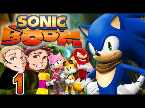 Sonic Boom: Why Is The Frames - EPISODE 1 - Friends Without Benefits