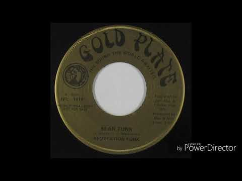 "Revelation Funk ""Bear Funk"" Gold Plate [1972] sample"