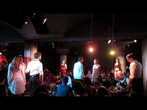 FTR Baz Luhrmann: Steve Mazurek & Milena Govich  Come What May