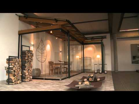 solarlux showroom video made by s youtube. Black Bedroom Furniture Sets. Home Design Ideas
