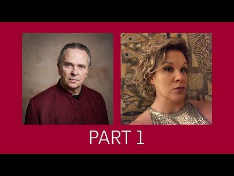 The Halle - Sir Mark Elder talks to Alice Coote, Part 1