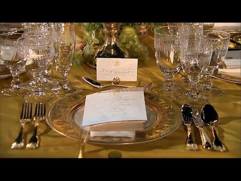 -بذخ ترامب وذهبه-.. في عشاء على شرف رئيس الوزراء الاسترالي بالبيت الأبيض …  - نشر قبل 3 ساعة