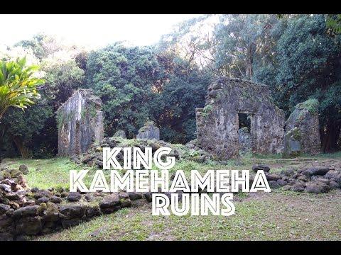 Hawaii Adventures: Finding King Kamehameha's Summer Palace