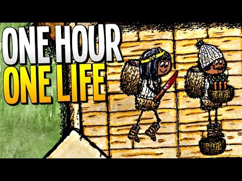 THE MAD QUEEN RISES UP AGAINST HER PEOPLE - One Hour One Life Gameplay
