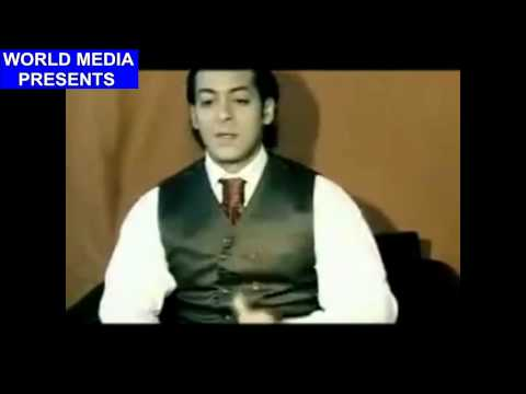Most Controversial interview of salman khan watch on world media
