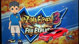 Inazuma Eleven Feu Explosif Tuto Comment avoir Tir Téléguidé