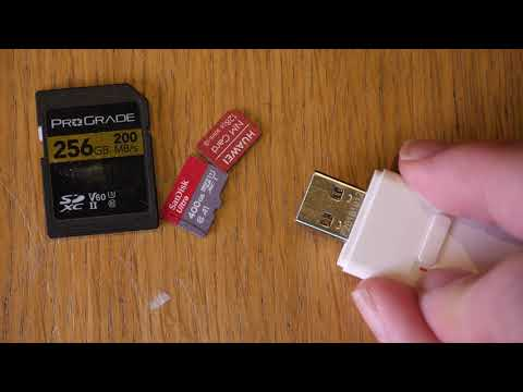 Huawei Nano Memory (NM) Card Reader