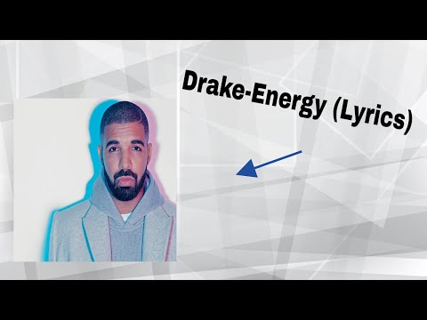 Drake-Energy(lyrics)
