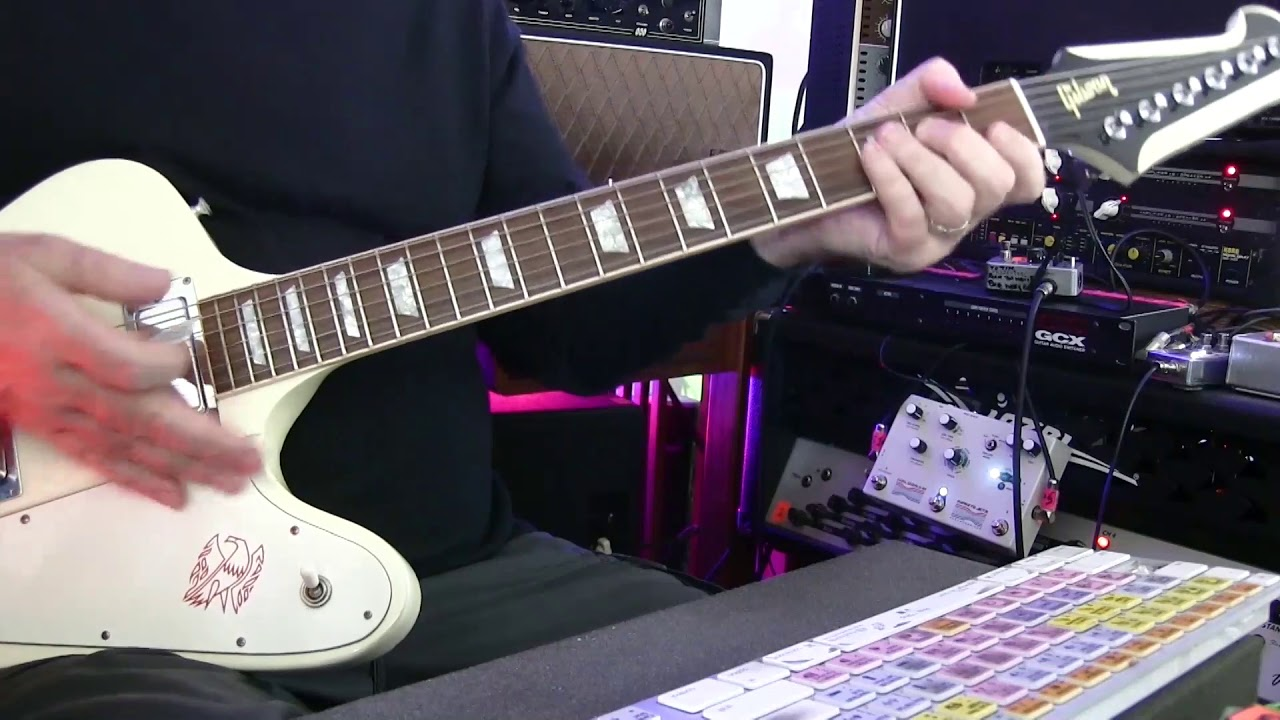 Download 🎸 Tim Pierce Guitar Lesson - JW Solo Riff #3: Breakdown