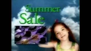 May 1999 - Summer Sale at Kohl's