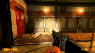Black Mesa Source - Walkthrough - Blast Pit