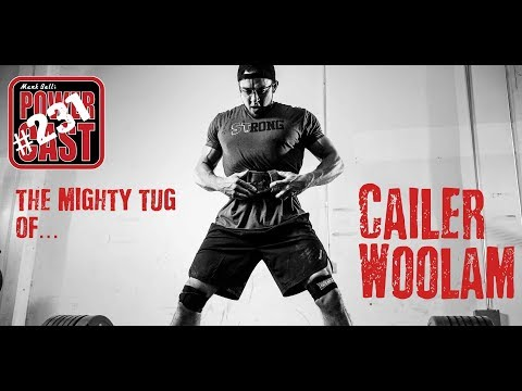 Cailer Woolam - Doctor Deadlift  | Mark Bell's PowerCast #231