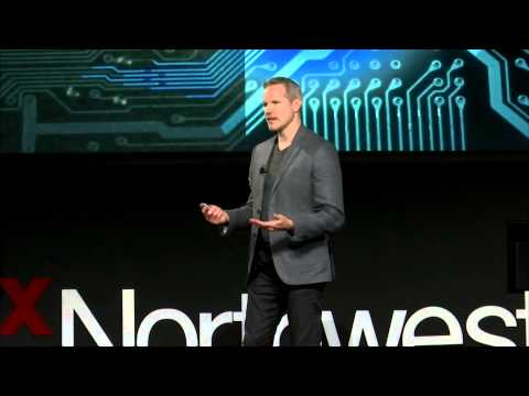 Free your mind to evolve faster: reboot, rewire & rethink | Scott Ely | TEDxNorthwesternU