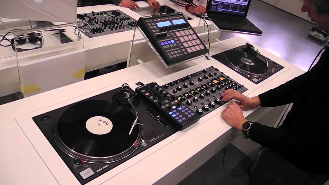 Rotary Mixer Xone V6 Xone 3d Soundprojects X1 Youtube