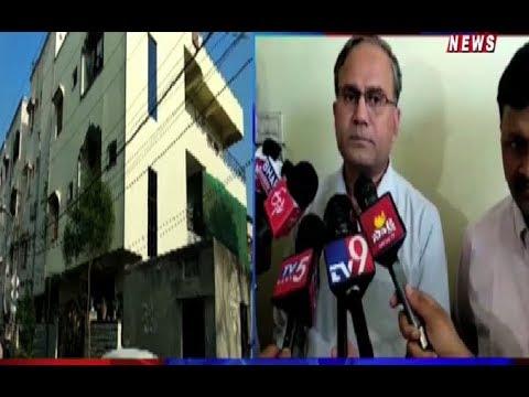 ACB Raids on Hyderabad Metropolitan Sessions Judge Radhakrishna Murthy | Studio N