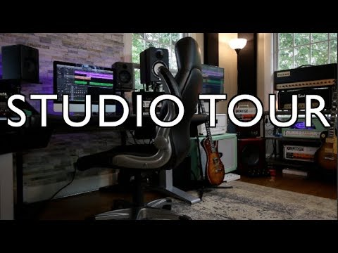 Home Studio Tour (2018)