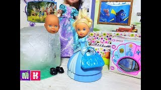 ЭЛЬЗА РАСКОЛДУЙ! КАТЯ И МАКС ВЕСЕЛАЯ СЕМЕЙКА #Мультики с куклами #Барби новые серии
