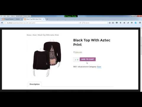 How to Add Product Enquiry Form in Woocommerce Shopping Website Woocommerce