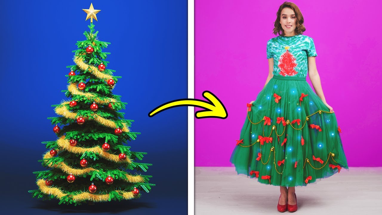 LAST MINUTE CHRISTMAS DIY CRAFTS   COOL IDEAS WITH GLUE GUN AND OTHER SIMPLE THINGS