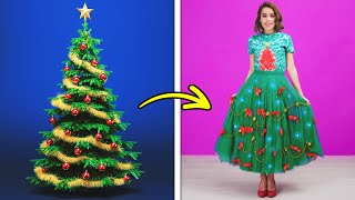 LAST MINUTE CHRISTMAS DIY CRAFTS | COOL IDEAS WITH GLUE GUN AND OTHER SIMPLE THINGS