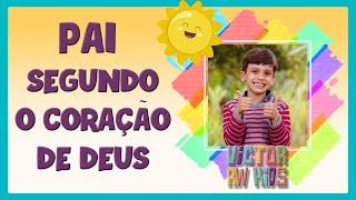Ep 28 - Um Pai Exemplar - Mensagem Dia dos Pais | Victor RW Kids