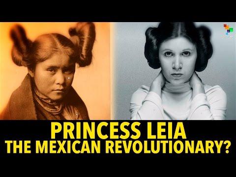 Princess Leia: The Mexican Revolutionary?