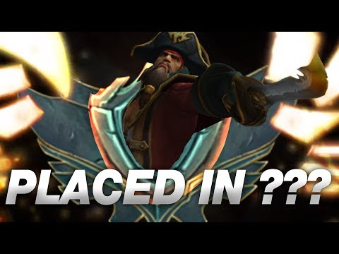Tobias Fate - PLACED WHERE?!