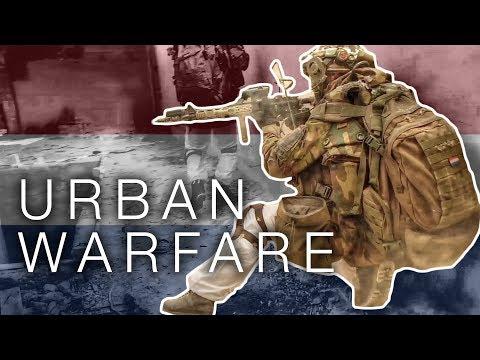 Dutch Infantry – Urban Warfare Training In Lithuania