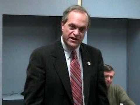 John DeStefano addresses Shelton DTC