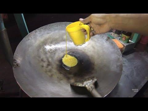 Indonesia Surabaya Street Food 2125 Part.1 Bandung Fried Rice Nasi Goreng Bandung YDXJ0635