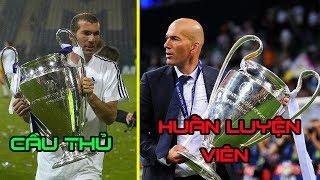Top 7 nhà vô địch cúp C1 Châu Âu - Champions League trên cương vị cầu thủ lẫn huấn luyện viên.