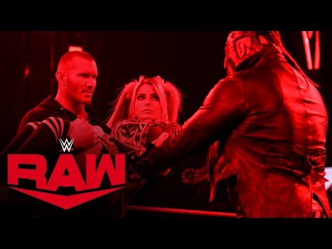 "Randy Orton coaxes The Fiend on ""A Moment of Bliss"": Raw, Nov. 30, 2020"