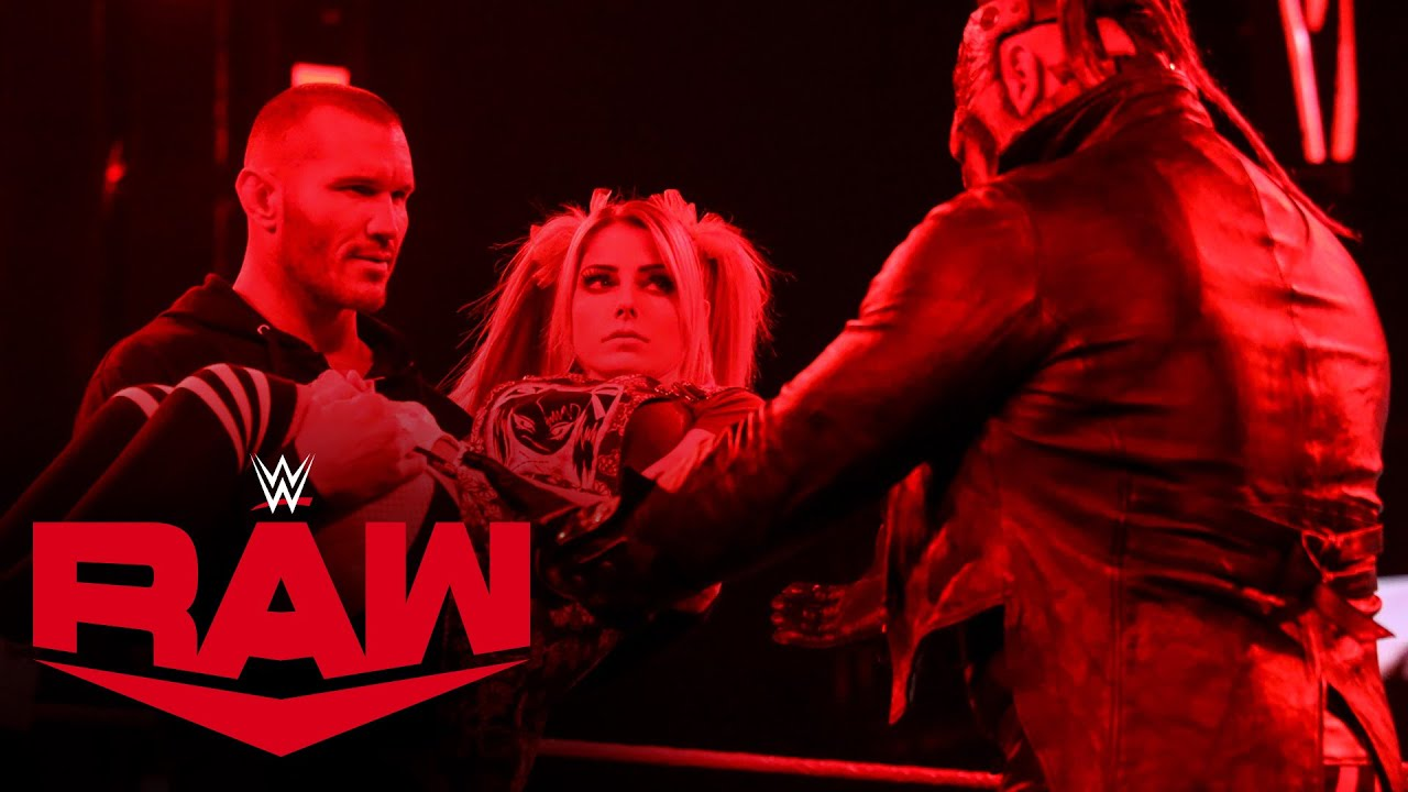 """Randy Orton coaxes The Fiend on """"A Moment of Bliss"""": Raw, Nov. 30, 2020"""
