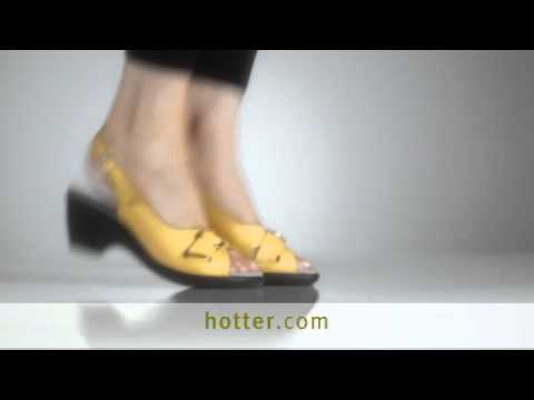Review : Hotter Shoes