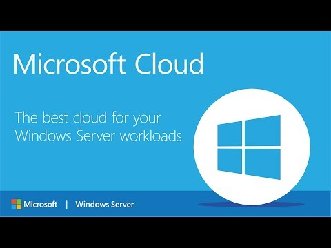 The best cloud for your Windows Server workloads